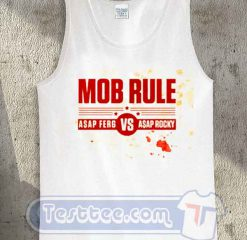 Mob Rule Asap Ferg vs Asap Rocky Tank Top