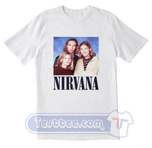 Nirvana Hanson Brother Tees