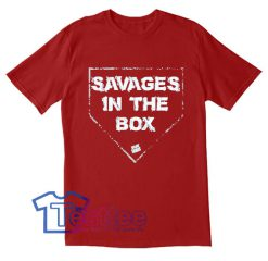 Savages In The Box Tees