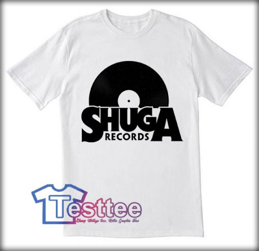 Trevor Jackson Shuga Records Tees