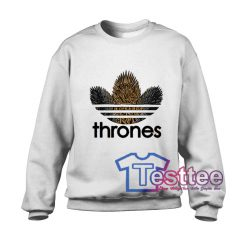 Thrones Logo Parody Sweatshirt