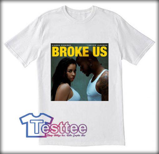 Trevor Jackson Broken Us Tees