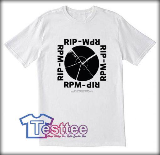 Trevor Jackson RIP RPM Tees