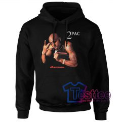 Tupac Shakur All Eyez On Me Hoodie