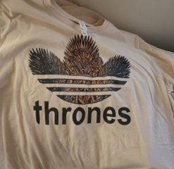 Thrones Logo Parody Tees