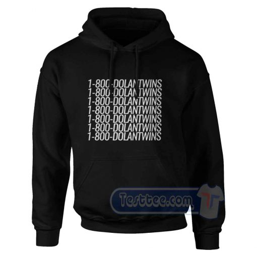 1800 Dolan Twins Style Hoodie