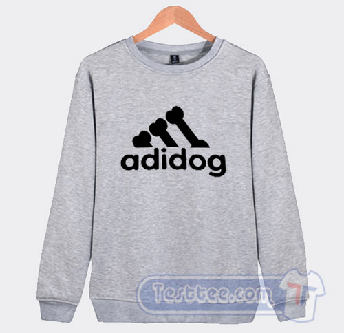 Adidog Adidas Parody Sweatshirt