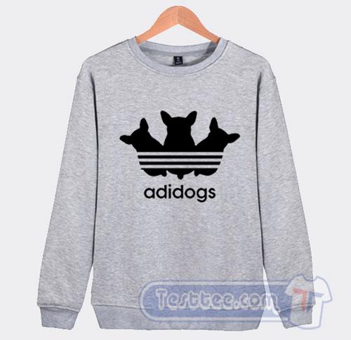 Adidogs Adidas Parody Sweatshirt