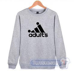 Adults Adidas Parody Sweatshirt