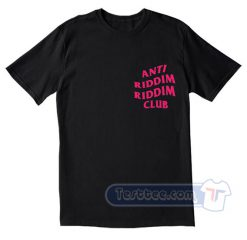 Anti Riddim Riddim Club Tees