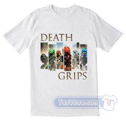 Bionicle Death Grips Tees