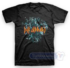 Def Leppard Album of 2015 Tees