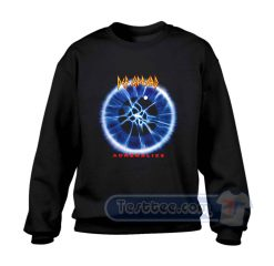 Def Leppard Adrenalize Sweatshirt