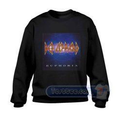 Def Leppard Euphoria Sweatshirt