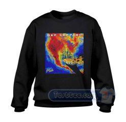 Def Leppard First Strike Sweatshirt