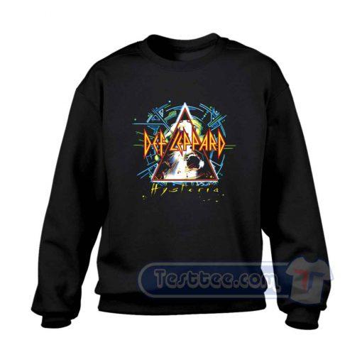 Def Leppard Hysteria Sweatshirt
