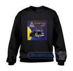 Def Leppard On Through The Night Sweatshirt