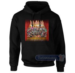 Def Leppard Song For The Sparkle Hoodie