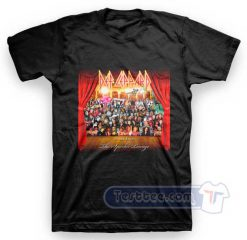 Def Leppard Song For Sparkle Lounge Tees