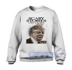 Donald Trump Scary Stories To Tell In The Dark Sweatshirt