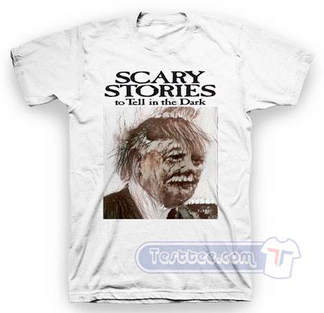 Donald Trump Scary Stories To Tell In The Dark Tees