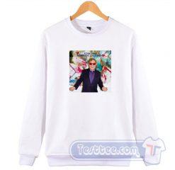 Elton John Wonderful Crazy Night Sweatshirt