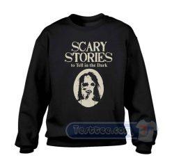 Guilermo Del Toro Scary Stories Movie Sweatshirt
