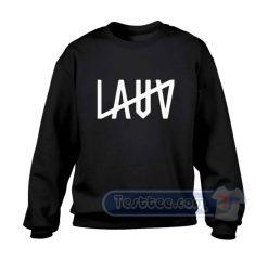Lauv Logo Anna Marie Sweatshirt
