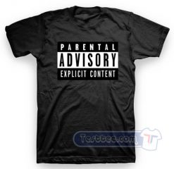Parental Advisory Explicit Content Tee