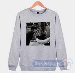 Paul McCartney And John Lennon Sweatshirt