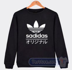 Sadidas Adidas Parody Sweatshirt
