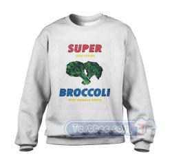 Super Broccoli Hoodie