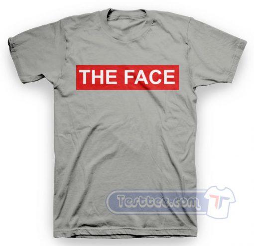The Face Tee