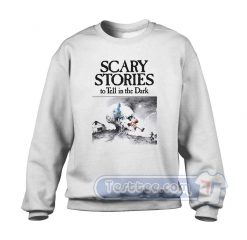 Scary Stories To Tell In The Dark Movie Sweatshirt