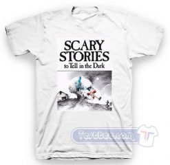 Scary Stories To Tell In The Dark Movie Tees