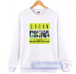 Anuel AA China Sweatshirt