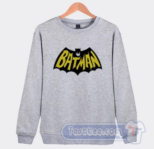 Batman 1966 Vintage Sweatshirt