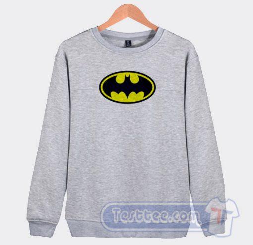 Batman Forever Logo Sweatshirt