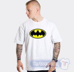Batman Forever Logo Tees