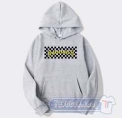 Billie Eilish Checkerboard Hoodie