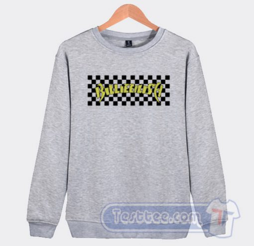 Billie Eilish Checkerboard Sweatshirt