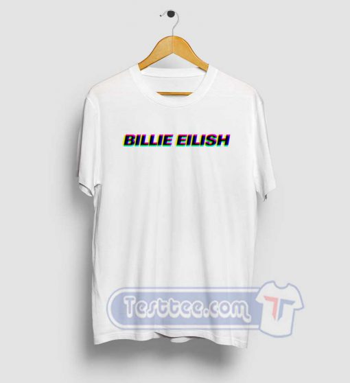Billie Eilish Pop Art Tees
