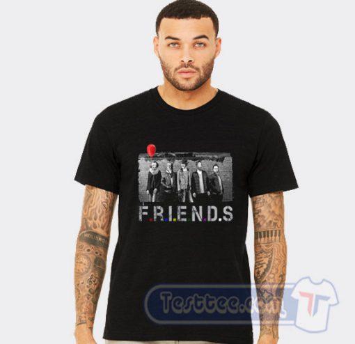 Friends Horror Movie Tee