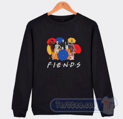 Friends Tv Show Halloween Sweatshirt
