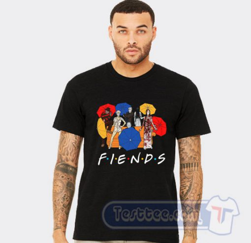 Friends Tv Show Halloween Tee