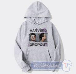 Lil Pump Harverd Dropout Hoodie