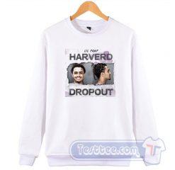 Lil Pump Harverd Dropout Sweatshirt