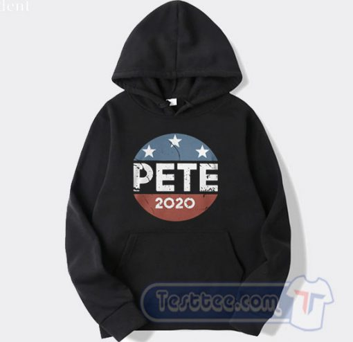 Mayor Pete Buttigieg For President 2020 Hoodie