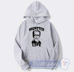 Munster Life Herman The Munster Hoodie
