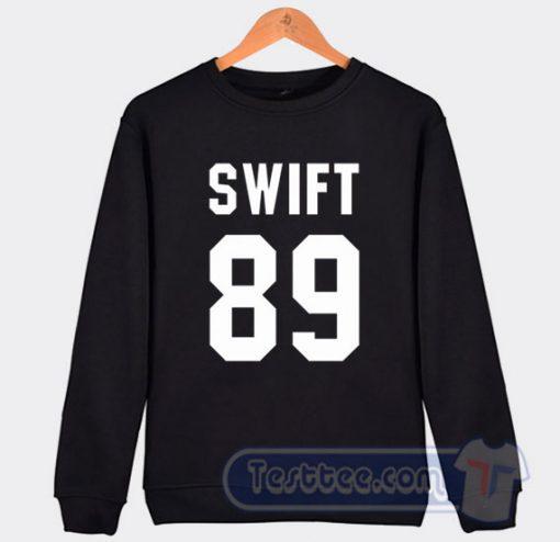 Taylor Swift 89 Sweatshirt